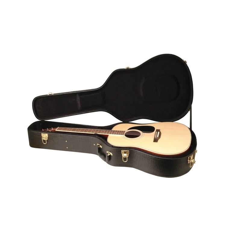 Case para Violão Folk 6 Ou 12 Cordas Gca5000b On-stage Stands