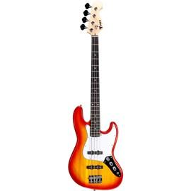 Contra Baixo Jazz Bass 4 Cordas JB CS(Cherry Sunburst) PHX - Sunburst (Cherry Sunburst) (CS)