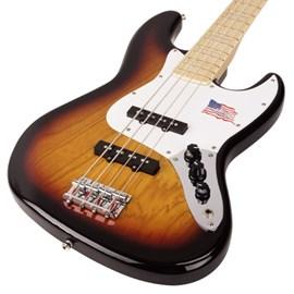 Contrabaixo 4 Cordas SJB75 Jazz Bass SX - Sunburst (3-tone Sunburst) (3TS)