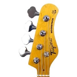 Contrabaixo 4 cordas TW 66 Woodstock Tagima - Amarelo (Butterscoth Blonde) (BSC)