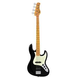 Contrabaixo 4c Tw73 Jazz Bass Woodstock (Bk) (mg) Tagima - Preto (Black) (BL)