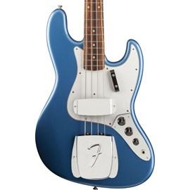 Contrabaixo '64 American Vintage Jazz Bass Com  Hard case Standard Fender - Lake Placid Blue (802)