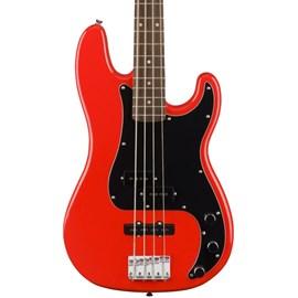 Contrabaixo Affinity PJ Bass Squier By Fender - Vermelho (Racing Red) (570)