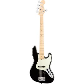 Contrabaixo AM Professional Jazz Bass V MN Com Case Elite 0193952 706 Fender