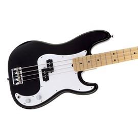 Contrabaixo American Standard Precision Bass Fender - Preto (Black) (06)
