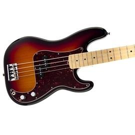 Contrabaixo American Standard Precision Bass Fender - Sunburst (3-color Sunburst) (00)