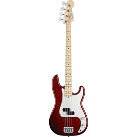 Contrabaixo American Standard Precision Bass Fender - Vermelho (Candy Cola) (712)