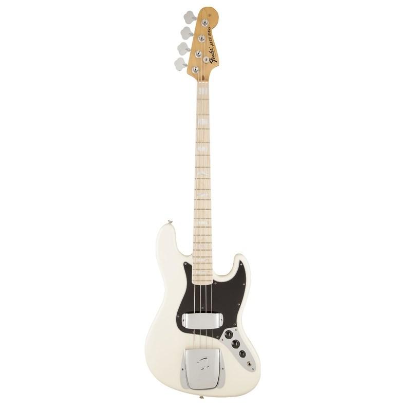 Contrabaixo American Vintage 74 Jazz Bass Fender - Branco (Olympic White) (805)
