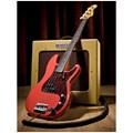 Contrabaixo Classic Vibe 60s Precision Bass Squier By Fender - Vermelho (Fiesta Red) (40)