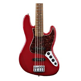 Contrabaixo Fender 4c Deluxe Active Jazz Bass® Fender - Vermelho (Candy Apple Red) (09)