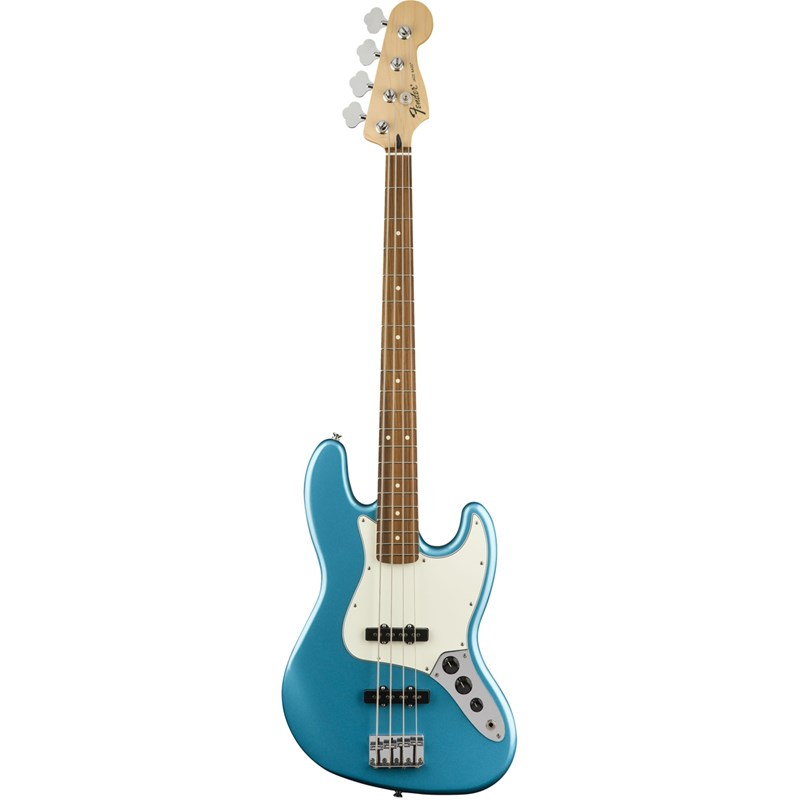 Contrabaixo Jazz Bass Standard Pau Ferro Fender - Azul (Laked Placid Blue) (502)