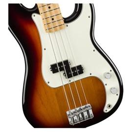 Contrabaixo Player Precision Bass Fender - Sunburst (3-color Sunburst) (500)