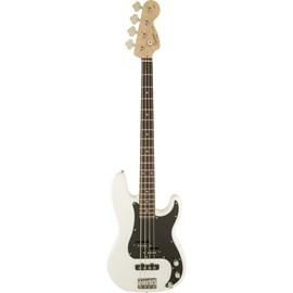 Contrabaixo Precision Bass Affinity Escala em Laurel - Olympic White Squier By Fender - Branco (Olympic White) (05)
