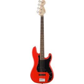 Contrabaixo Precision Bass Affinity Series Escala em Laurel Squier By Fender - Vermelho (Racing Red) (570)