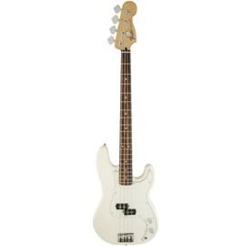 Contrabaixo Precision Bass Standard Pau Ferro Fender - Branco (Artic White) (80)