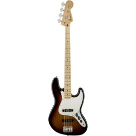 Contrabaixo Standard Jazz Bass Maple B. Sunburst Fender - Sunburst (Brown Sunburst) (532)