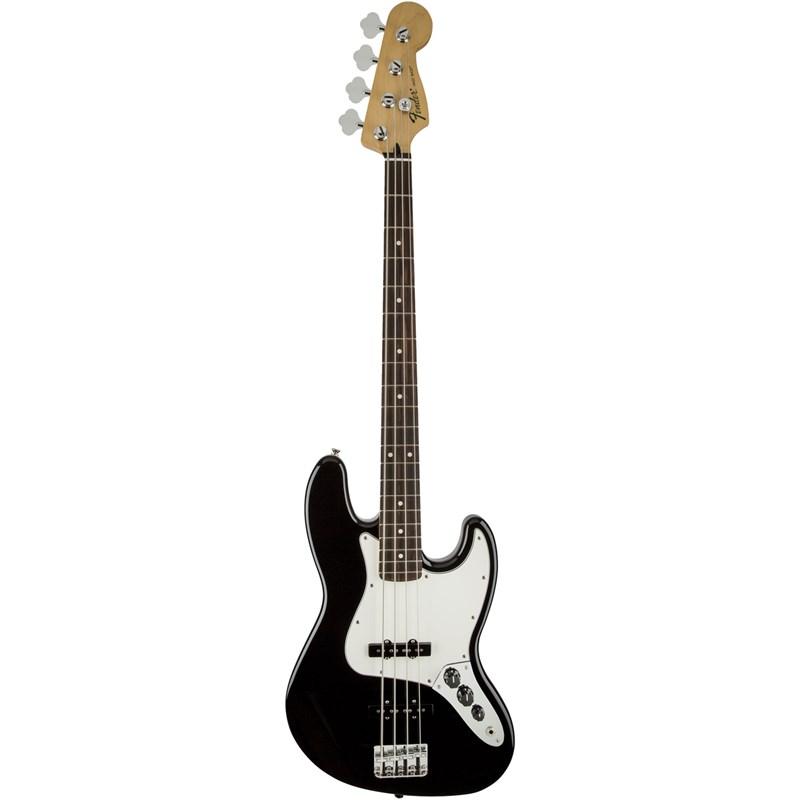 Contrabaixo Standard Jazz Bass Pau Ferro Fender - Preto (Black) (506)
