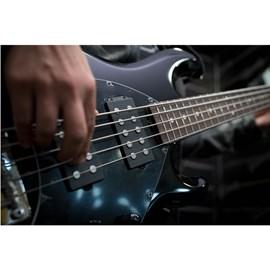 Contrabaixo Sting Ray HH RW 5 Cordas Music Man - Preto (Black) (BL)