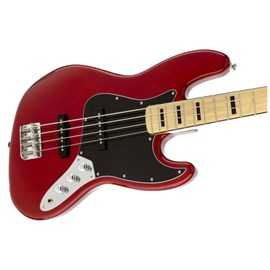 Contrabaixo Vintage Modified 70 Jazz Bass Squier By Fender - Vermelho (Candy Apple Red) (09)
