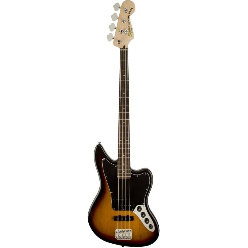 Contrabaixo Vintage Modified Jaguar Bass Special Squier By Fender - Sunburst (3-color Sunburst) (500