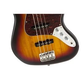 Contrabaixo Vintage Modified Jazz Bass com 4 Cordas Squier By Fender - Sunburst (3-color Sunburst) (