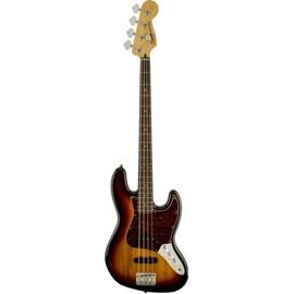 Contrabaixo Vintage Modified Jazz Bass Squier By Fender - Sunburst (3-color Sunburst) (500)