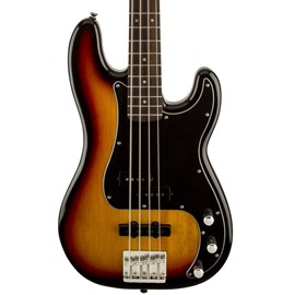 Contrabaixo Vintage Modified PJ Bass Precision Jazz Squier By Fender - Sunburst (3-color Sunburst) (