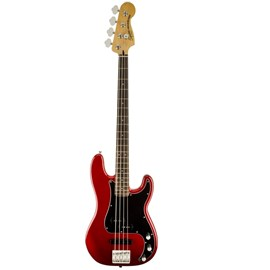 Contrabaixo Vintage Modified PJ Bass Squier By Fender - Vermelho (Candy Apple Red) (09)