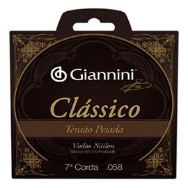 Corda  Avulsa para Violão 7 Cordas Genwpa7 Giannini