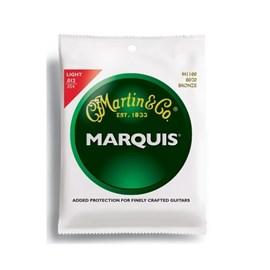 Corda Martin M1100 (.012-.054) Marquis Bronze 80/20 Martin