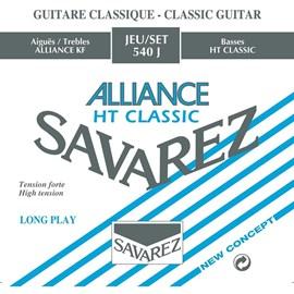 Corda para Violão 540j Alliance Tensão Forte Savarez