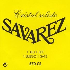 Corda para Violão 570cs Solista Tensão Extra Forte Savarez