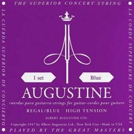 Corda para Violão Nylon Regal Blue (Roxo) Augustine
