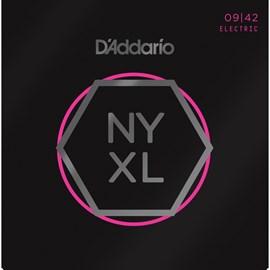 Cordas para Guitarra Nyxl 0.009-0.042 D'Addario