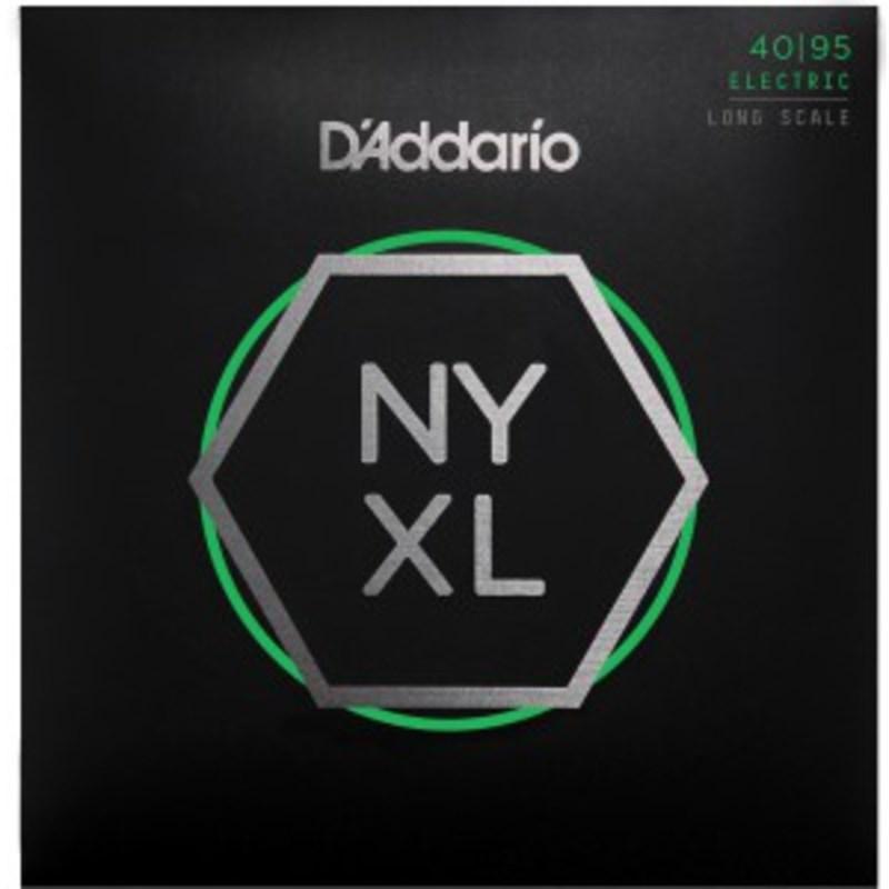 Encordoamento para Contrabaixo 4c NYXL4095 NY Steel 0.040-0.095 D'Addario