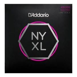 Encordoamento para contrabaixo 4C NYXL45100 - 0.045-0.100 D'Addario