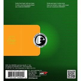 Encordoamento para Contrabaixo para Baixo 4c Nanoweb Super Light 0.040-0.095 Jogo de Cordas 14002 El