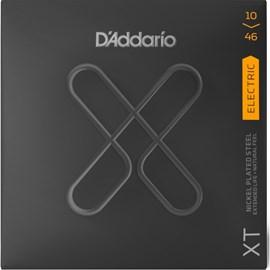 Encordoamento para Guitarra 010 046 XT Jogo de Cordas D'Addario