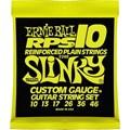 Encordoamento para Guitarra 2240 RPS10 Regular Slinky 010-046 Jogo de Cordas Ernie Ball