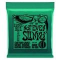 Encordoamento para Guitarra 2626 Not Even Slinky 012.056 Jogo de Cordas Ernie Ball