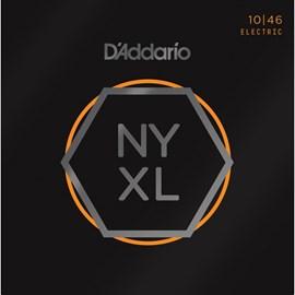 Encordoamento para Guitarra Nyxl 0.010-0.046 Jogo de Cordas D'Addario