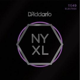 Encordoamento para Guitarra Nyxl1149 - 0.011-0.049 Jogo de Cordas D'Addario