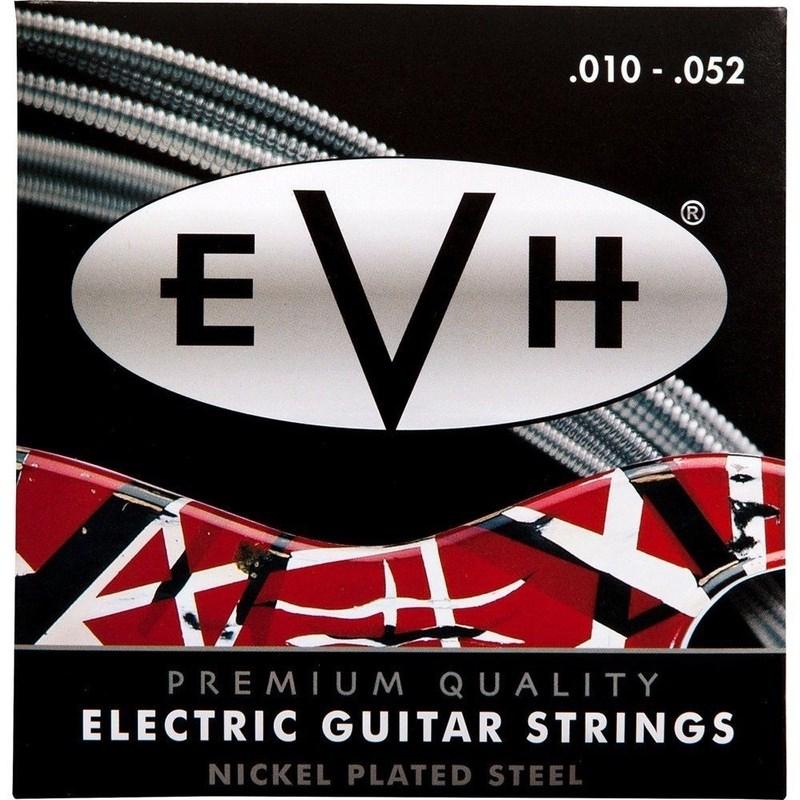 Encordoamento para Guitarra Premium 10-52 Eddie Van Halen Jogo de Cordas EVH