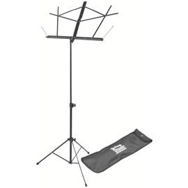 Estante para Partitura Preta SM7122bb C/ Capa On-stage Stands