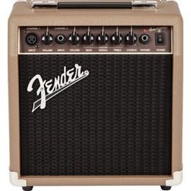 Fender Acoustasonic 15 - Amplificador para Violão Fender