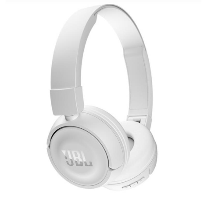 Fone de Ouvido Bluetooth sem Fio T450BT JBL - Branco (WH)