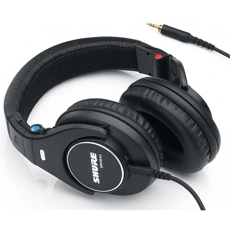Fone de Ouvido de Monitoração Profissional Srh840 Shure