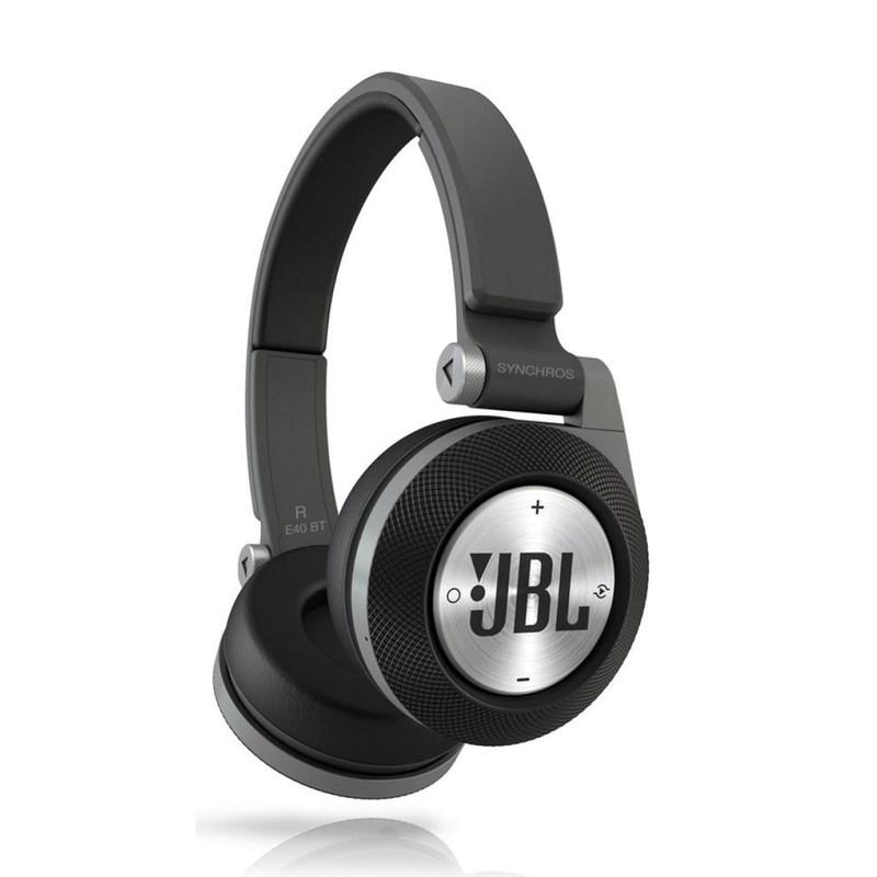 Fone de Ouvido E40 Bt Bl Life Jbl - Preto (Black) (BL)