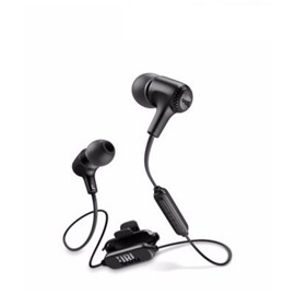 FONE DE OUVIDO IN-EAR BLUETOOTH E25 BT Jbl - Preto (Black) (BL)