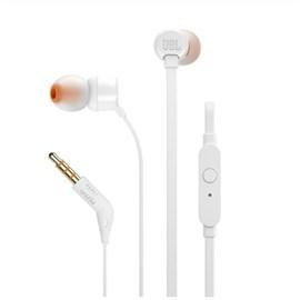 Fone de Ouvido In Ear T110 Jbl - BRANCO (WH)